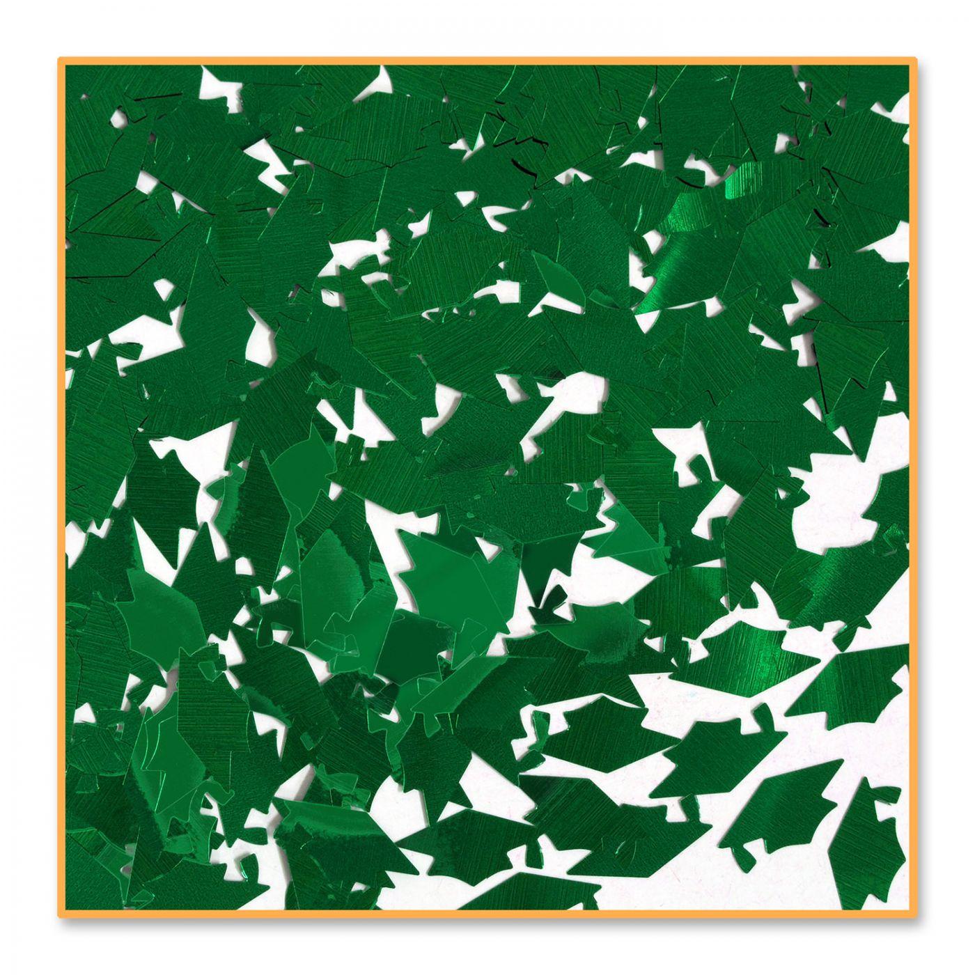 Green Grad Caps Confetti (6) image