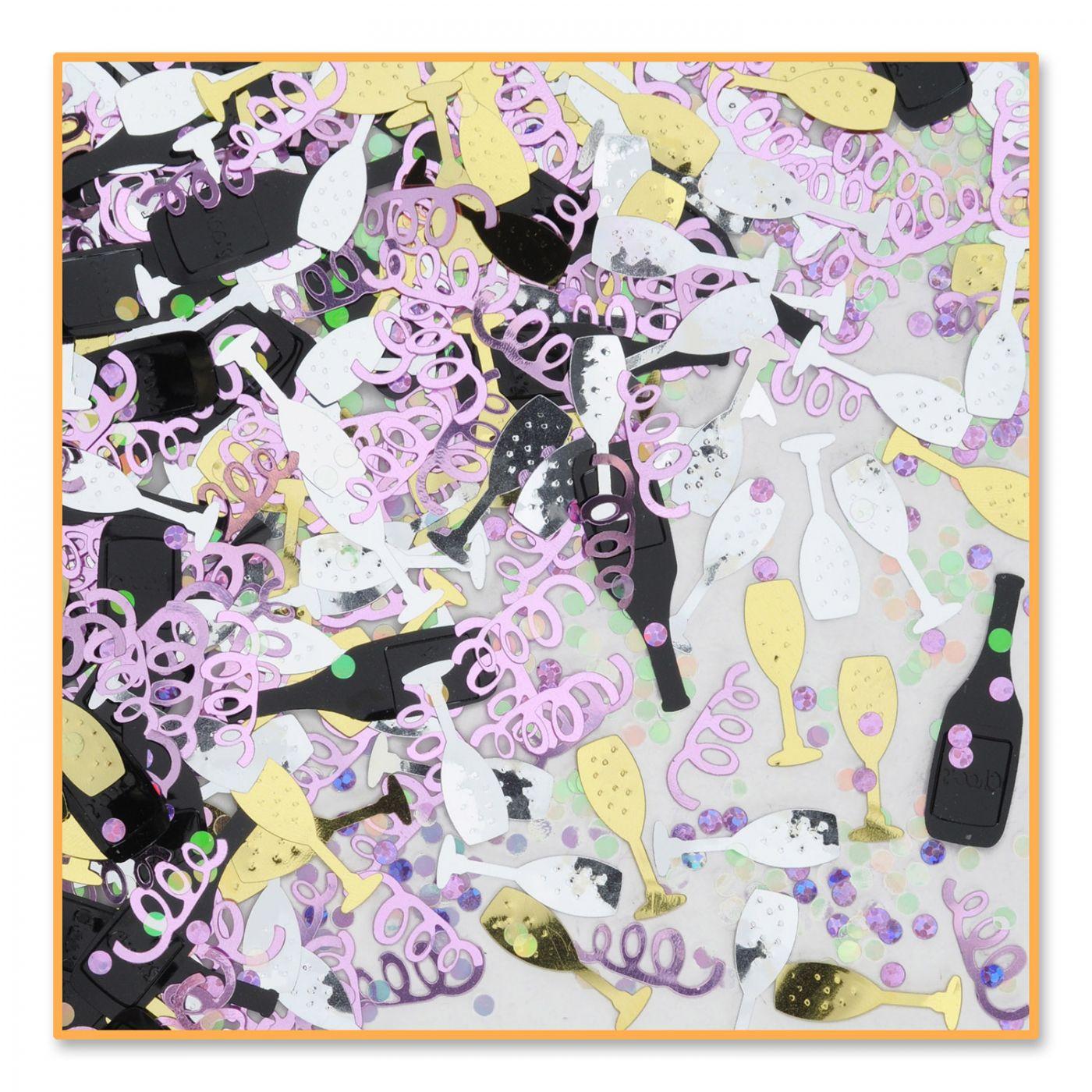 Champagne Celebration Confetti (6) image