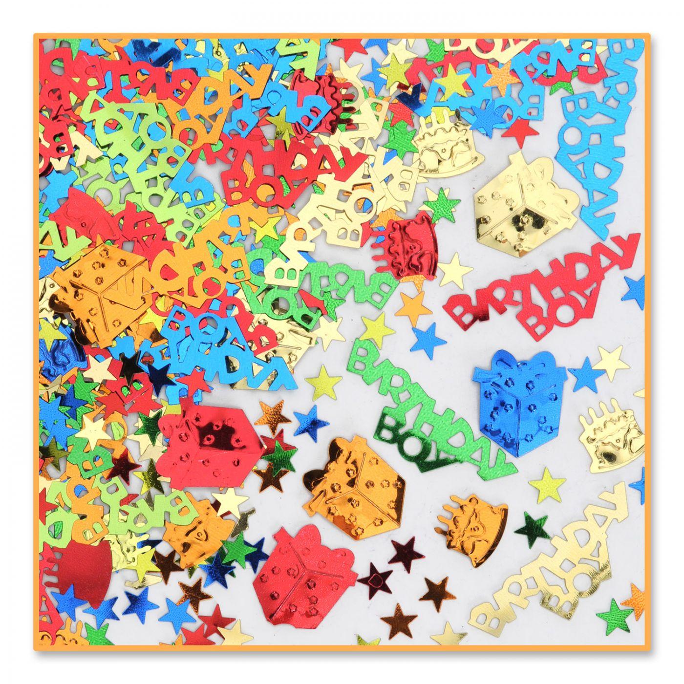Image of Birthday Boy Confetti (6)