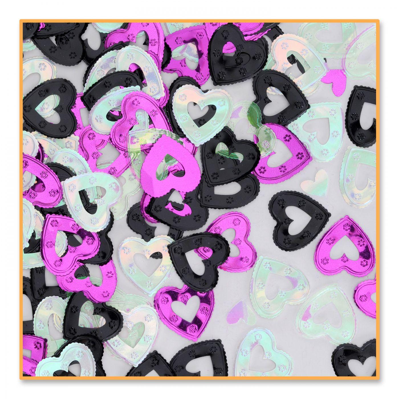 Pretty Hearts Confetti (6) image
