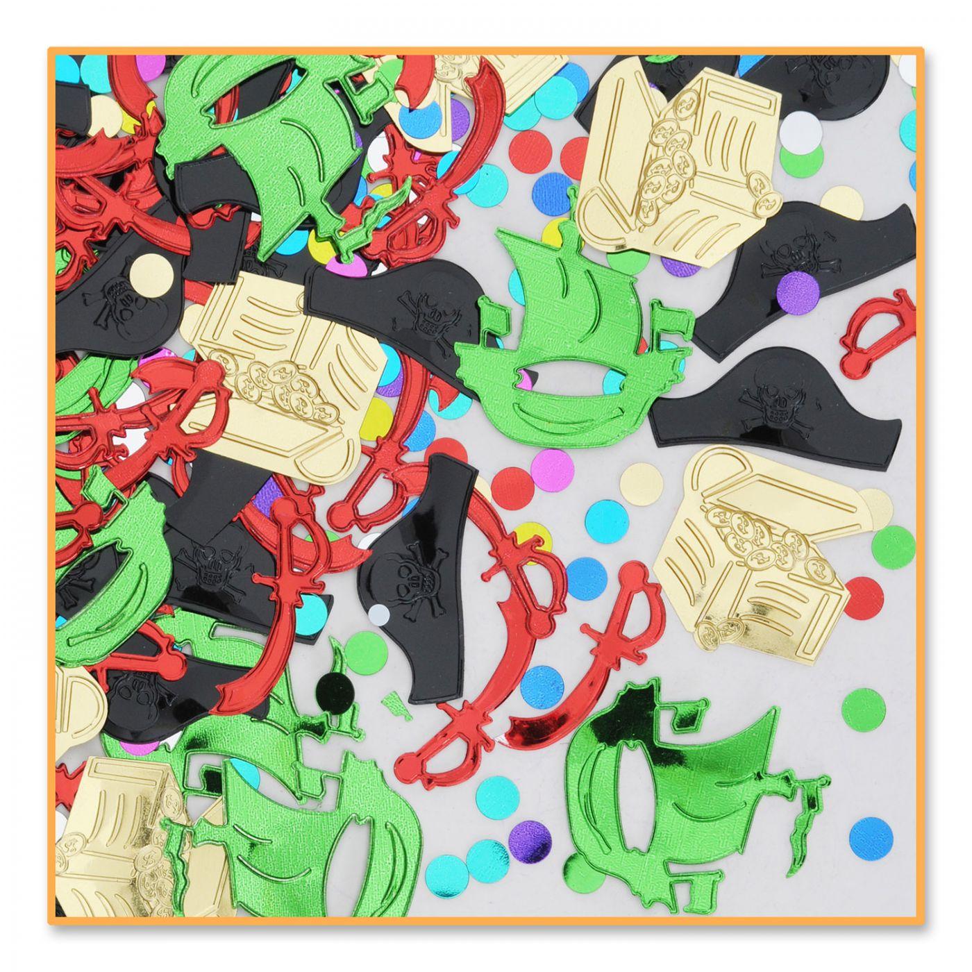 Pirate Party Confetti (6) image
