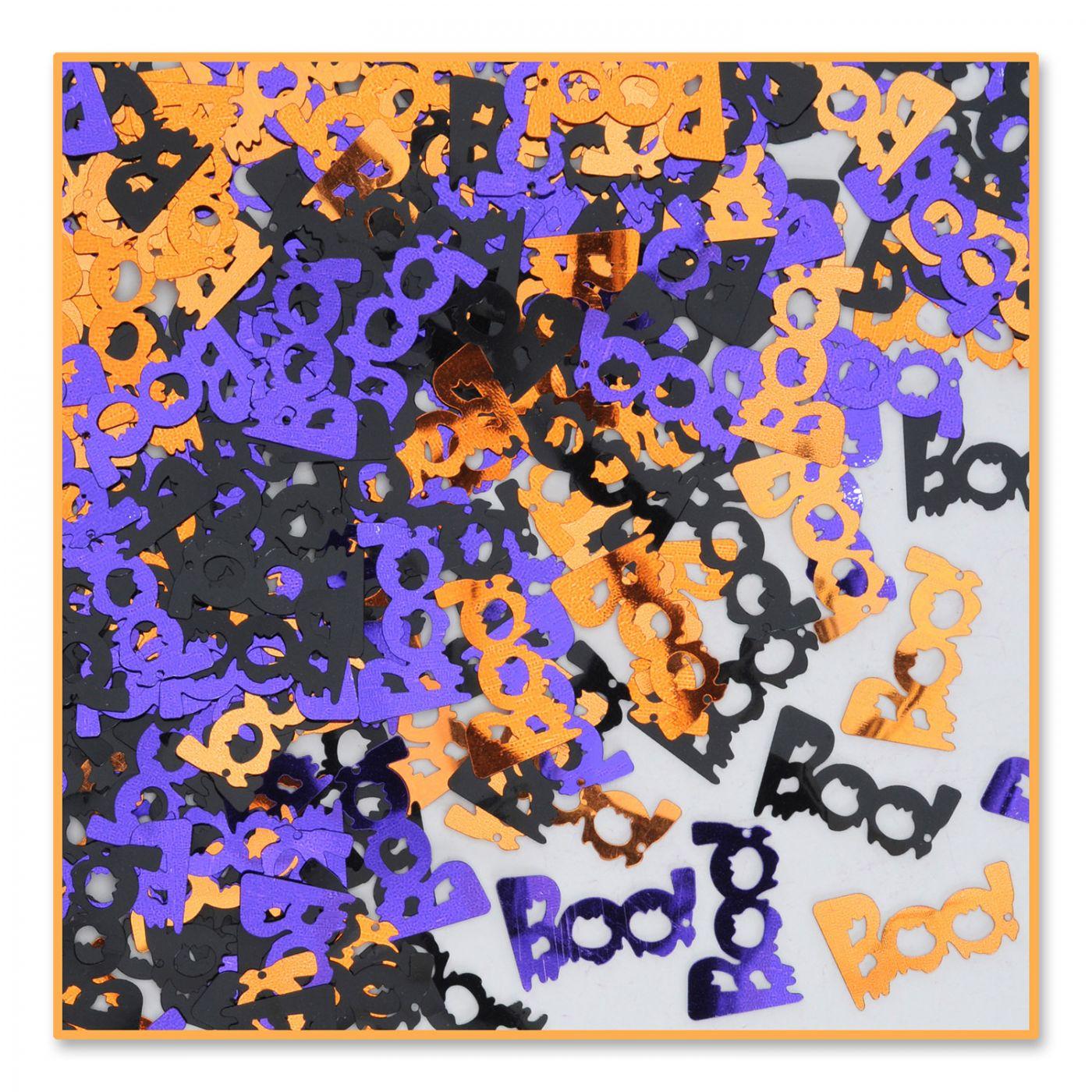 Image of Boo! Confetti (6)