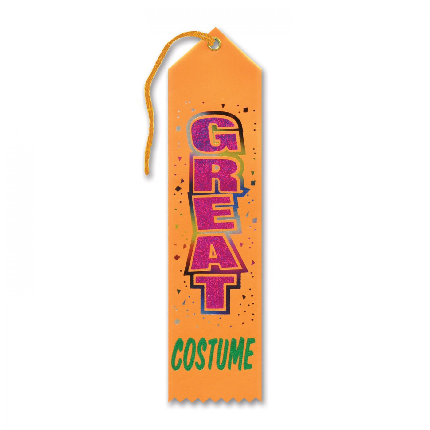 Great Costume Award Ribbon (6) image