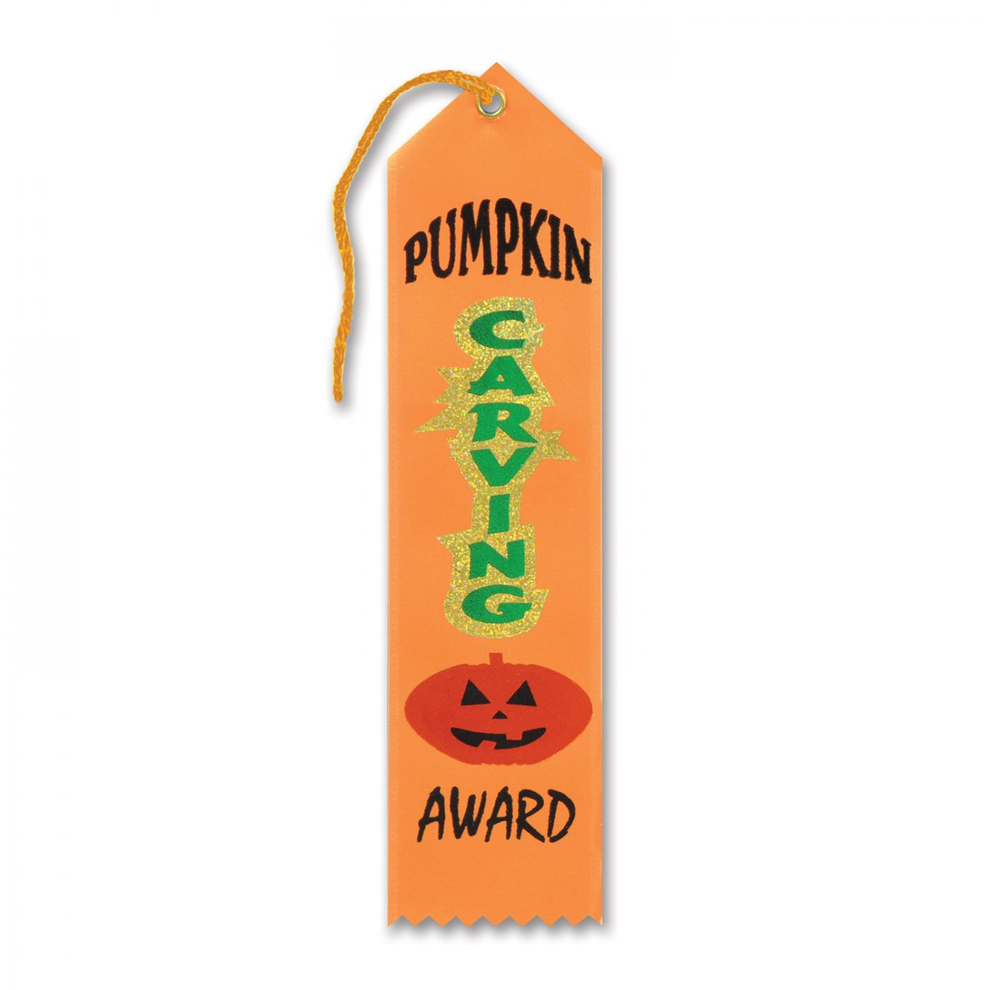 Pumpkin Carving Award Ribbon (6) image