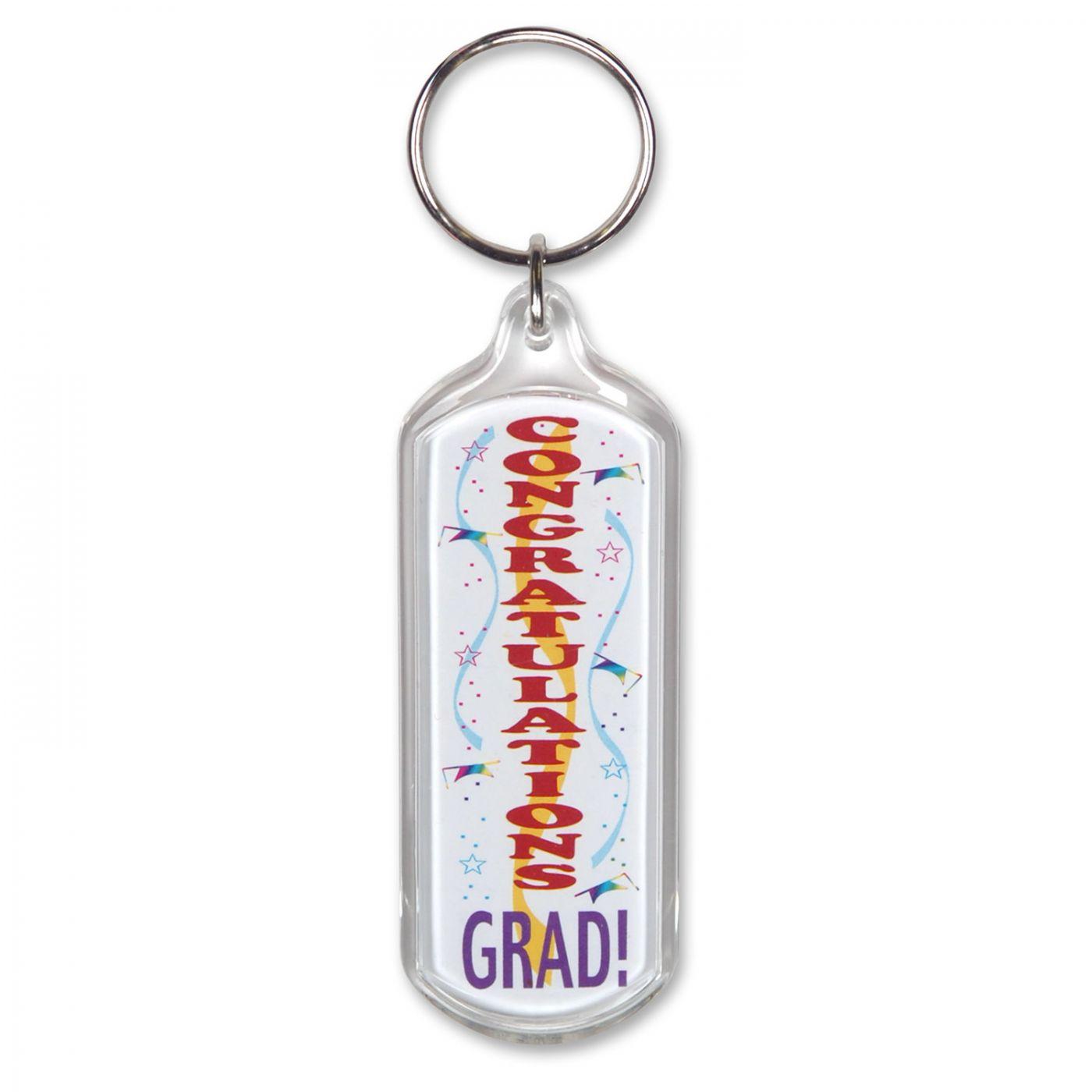 Congratulations Grad! Keychain (6) image