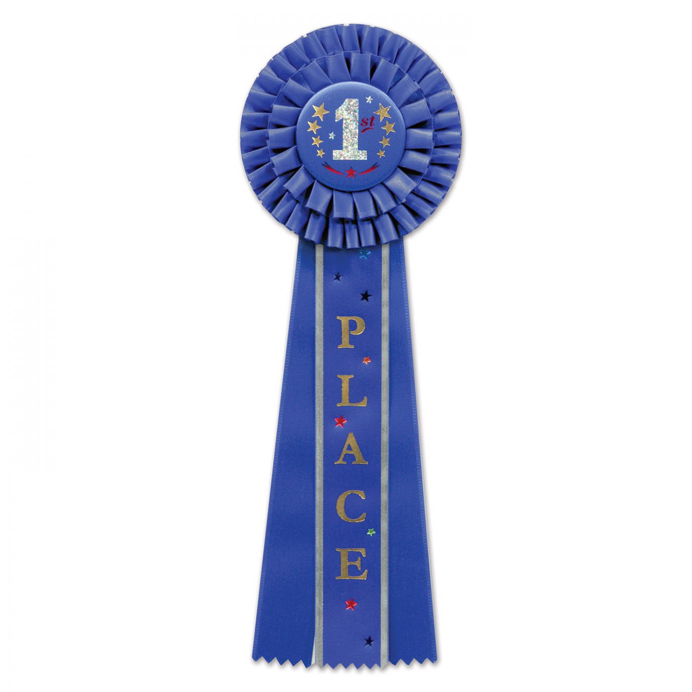 1st Place Deluxe Rosette (3) image