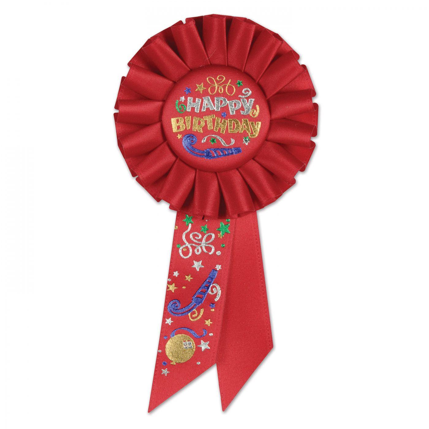 Happy Birthday Rosette (6) image