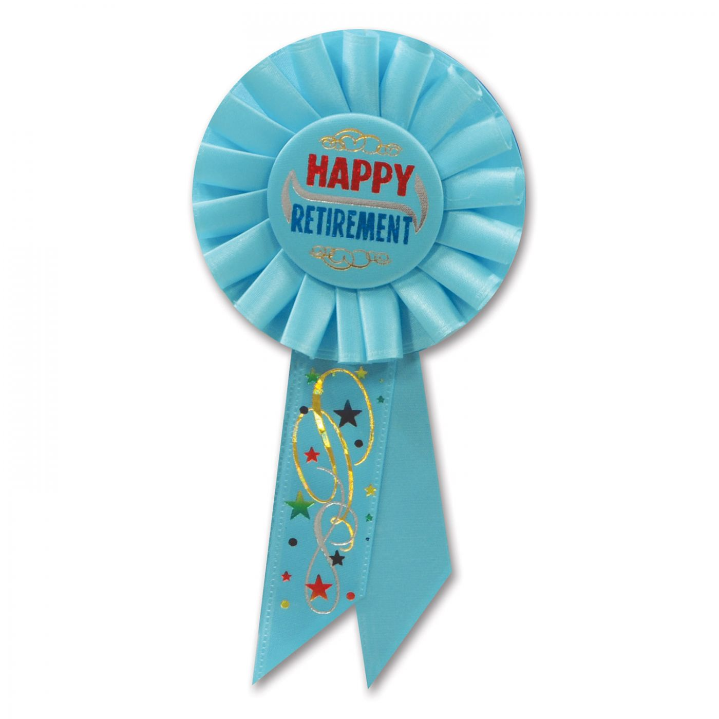 Happy Retirement Rosette (6) image