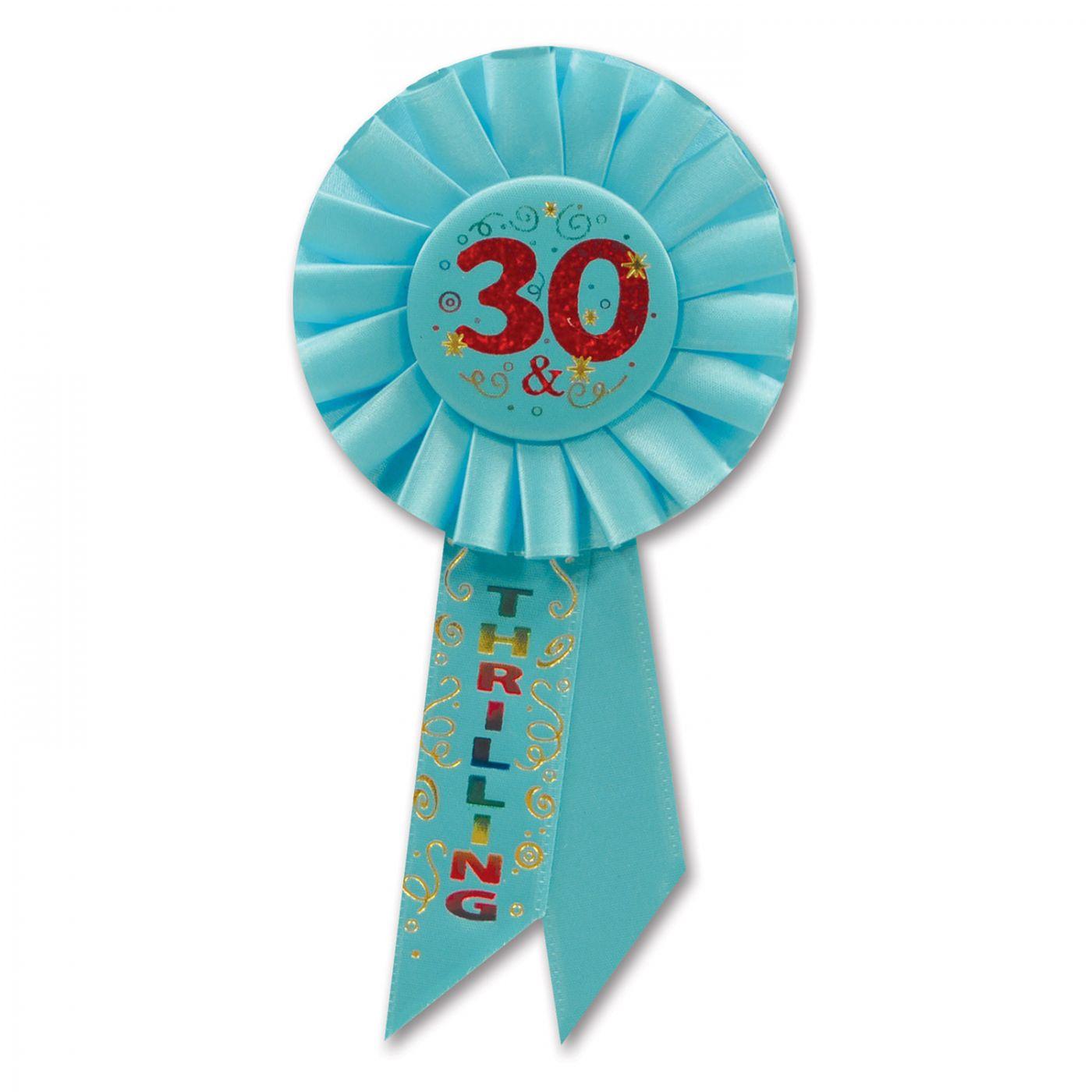 30 & Thrilling Rosette (6) image