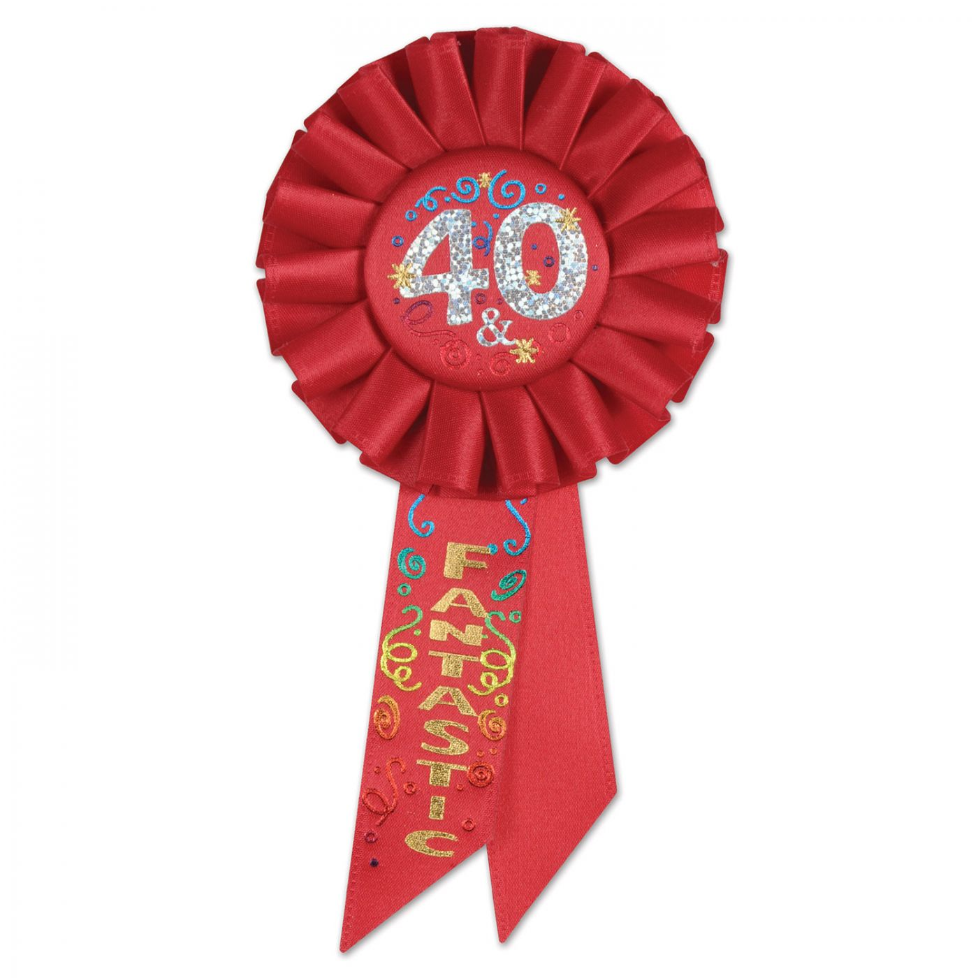 Image of 40 & Fantastic Rosette (6)