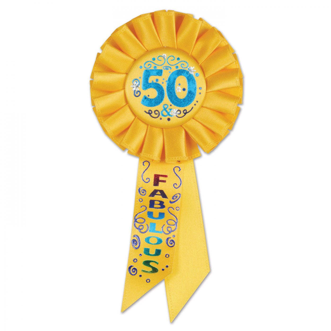 Image of 50 & Fabulous Rosette (6)