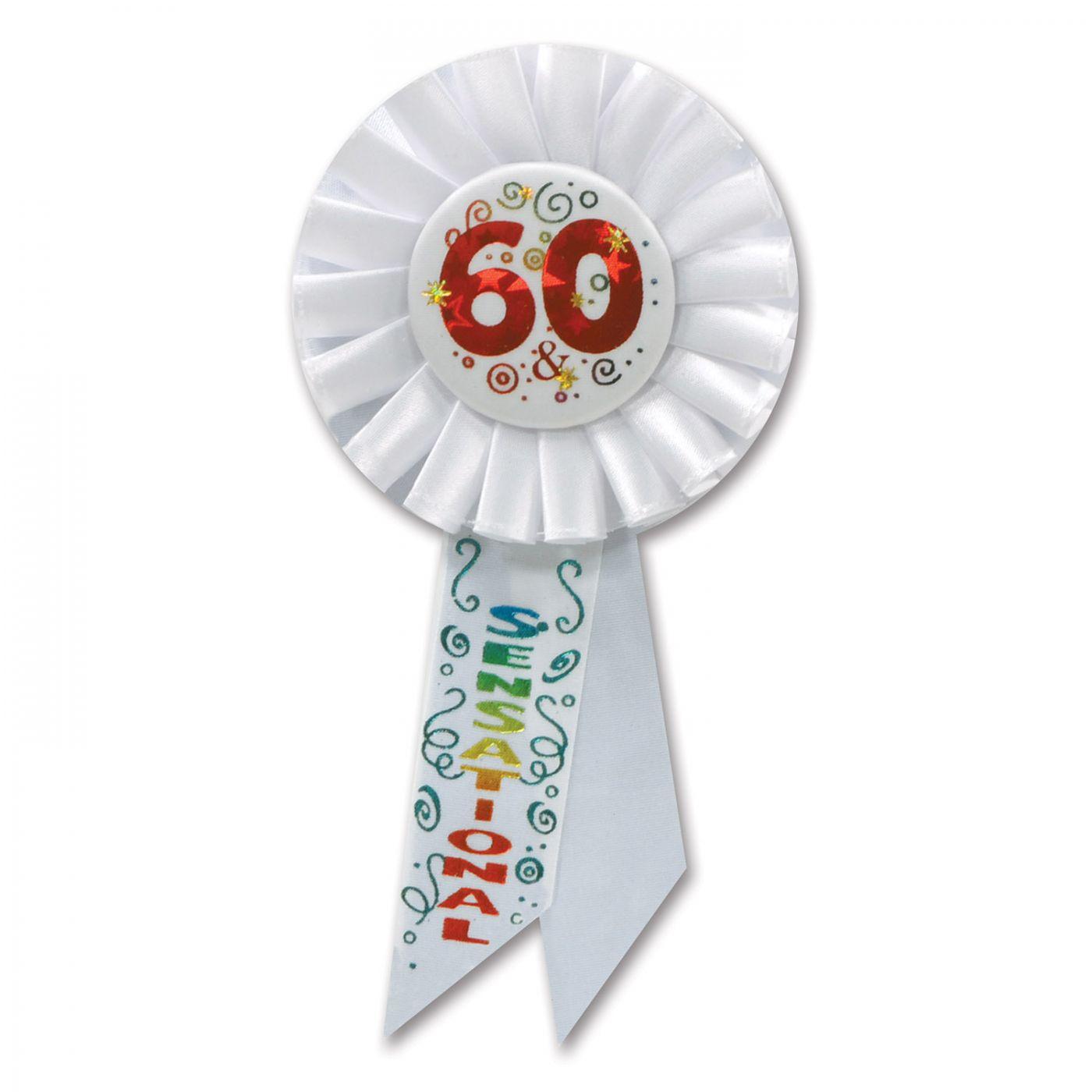 Image of 60 & Sensational Rosette (6)