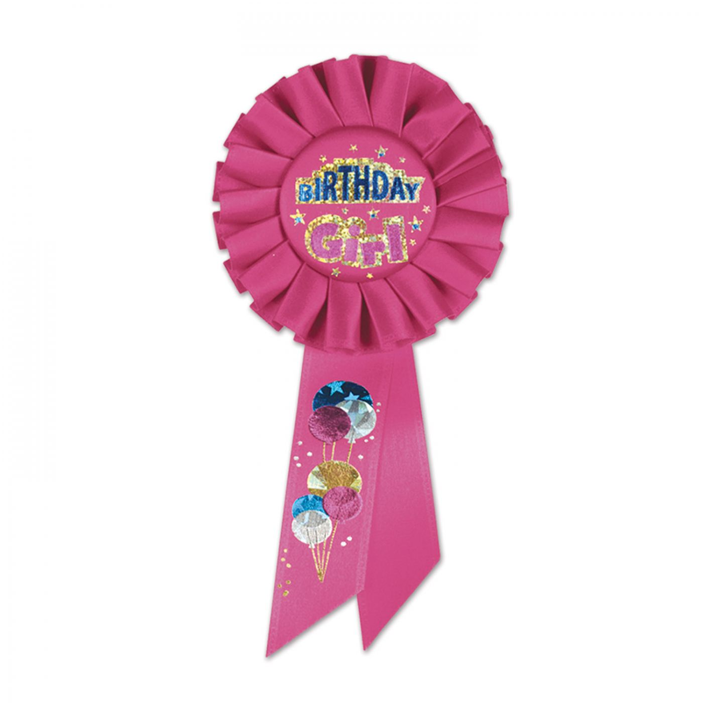 Image of Birthday Girl Rosette (6)
