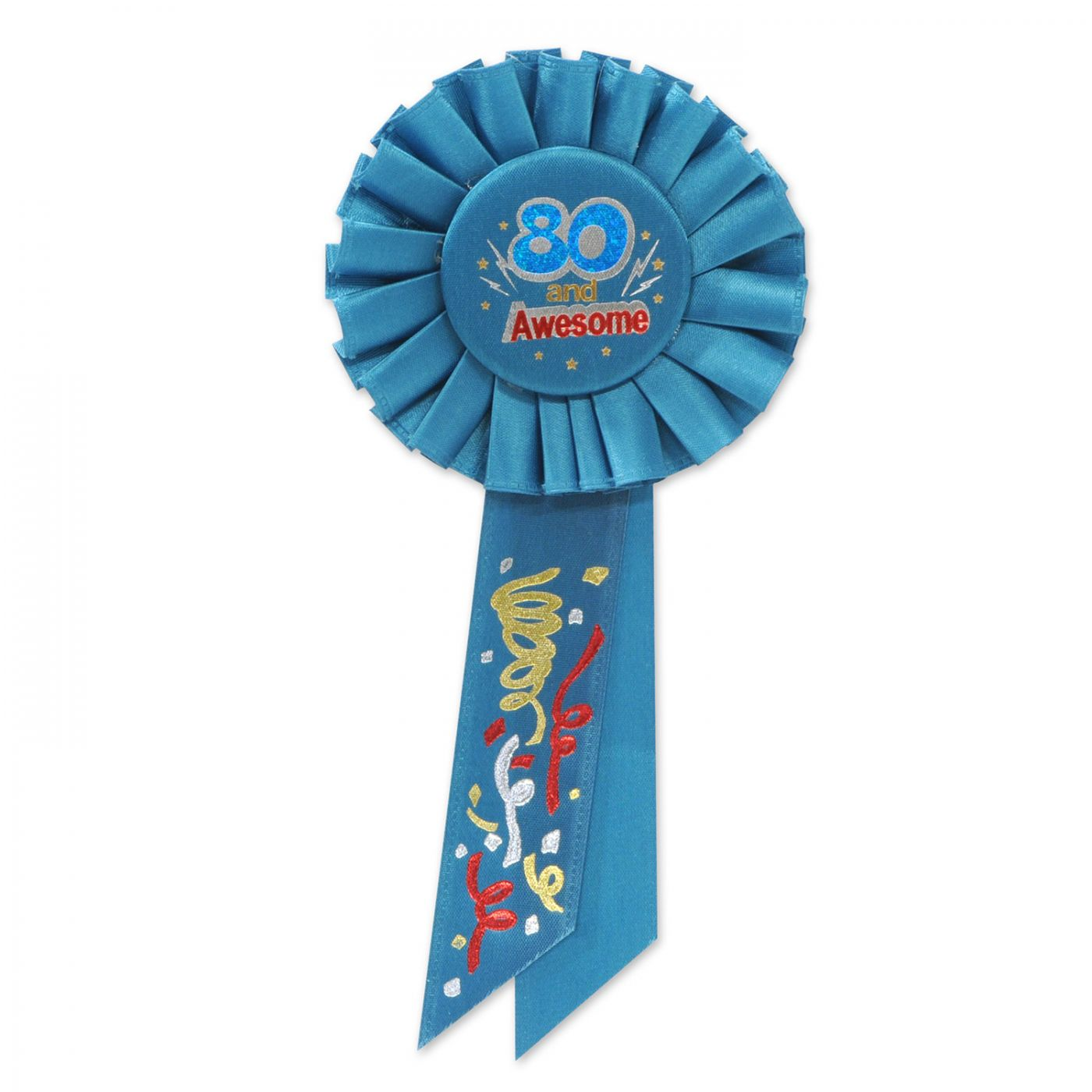 Image of 80 & Awesome Rosette (6)