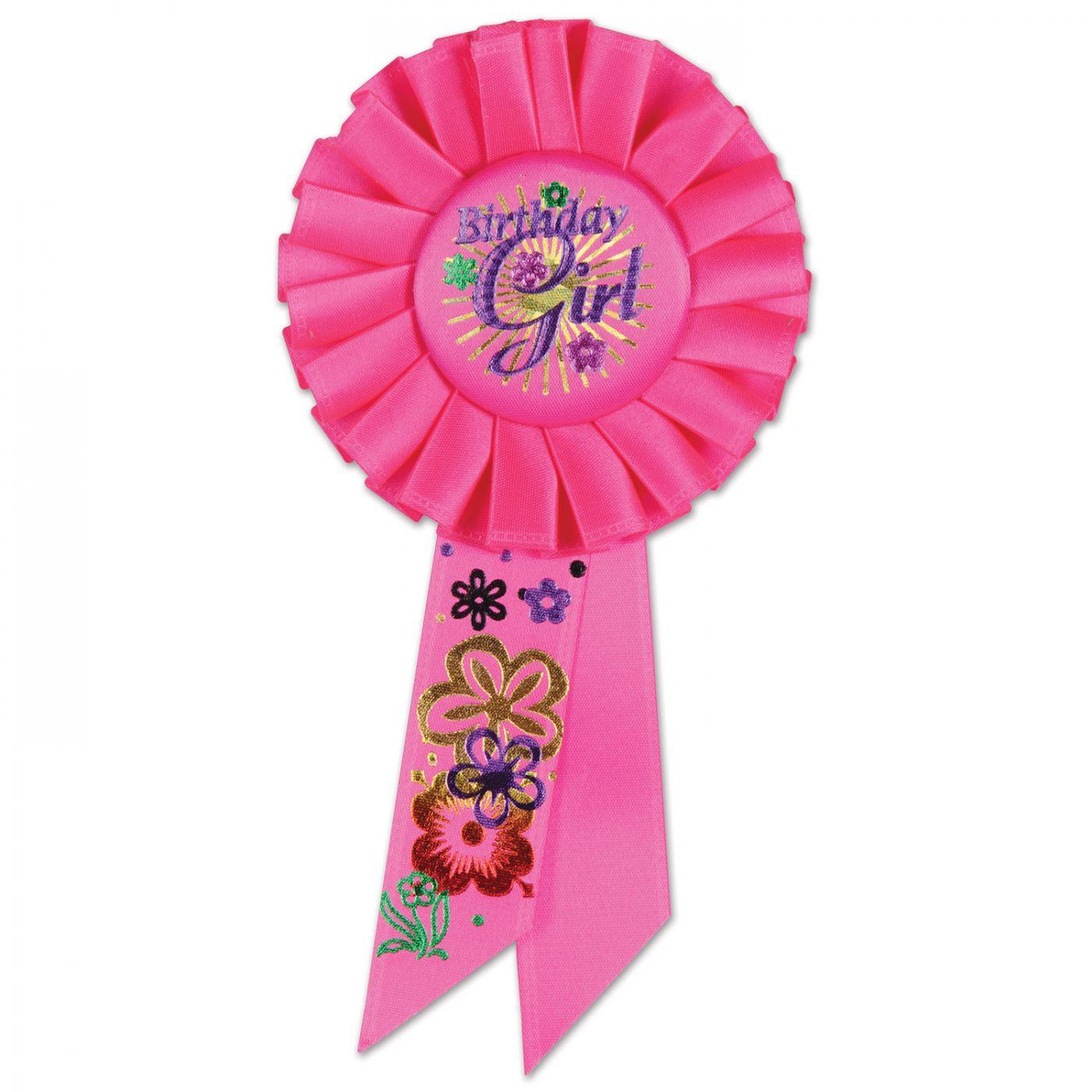Image of Birthday Girl Rosette (6)