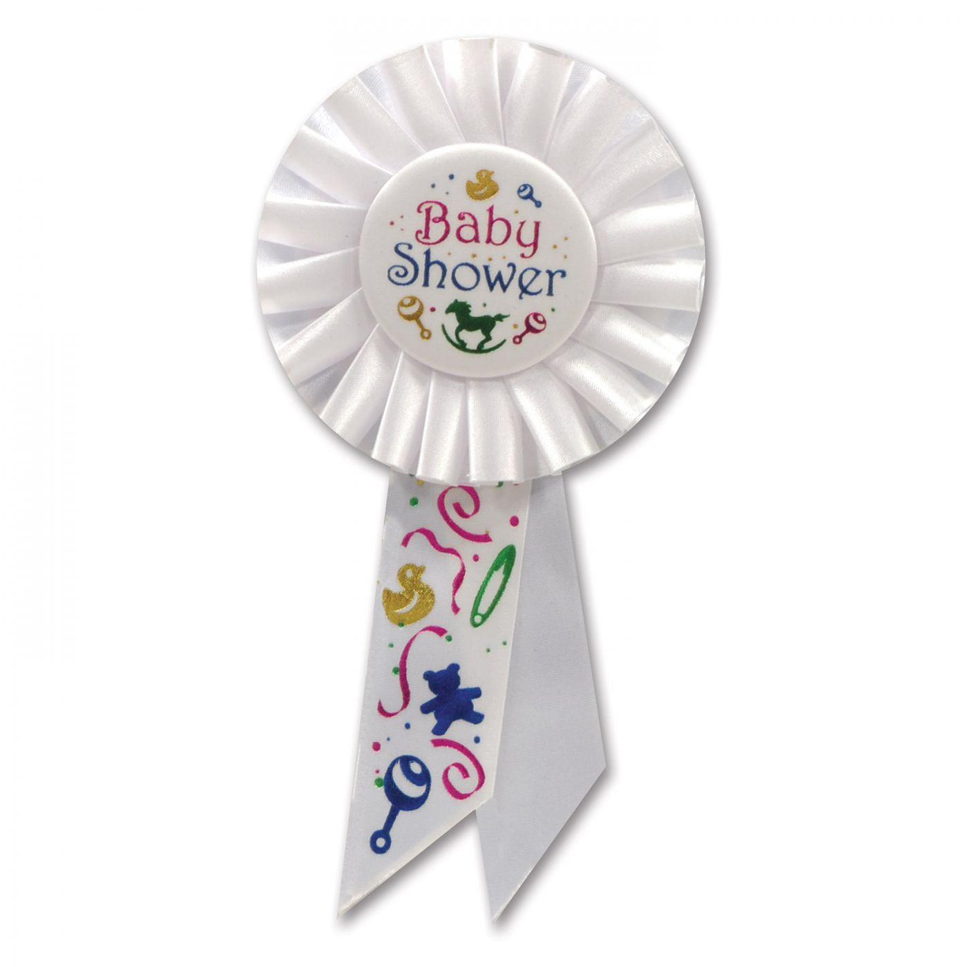 Image of Baby Shower Rosette (6)