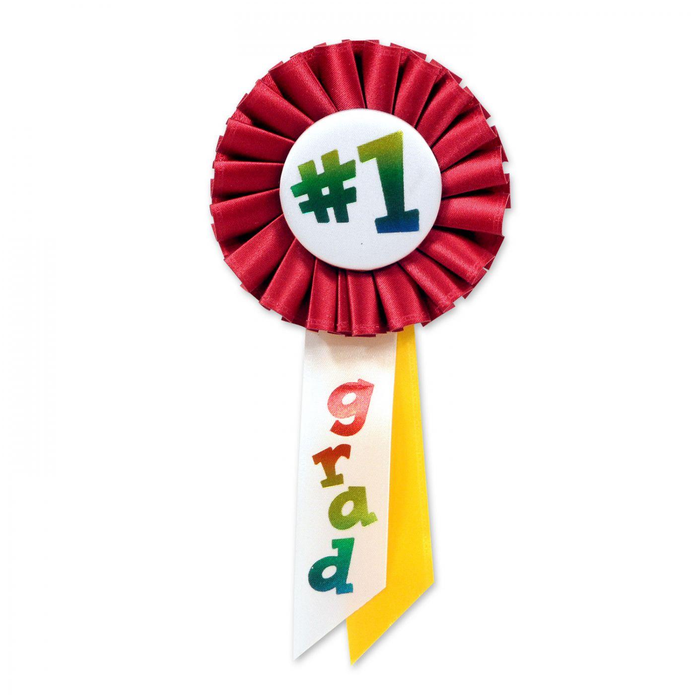 Image of #1 Grad Rosette (6)