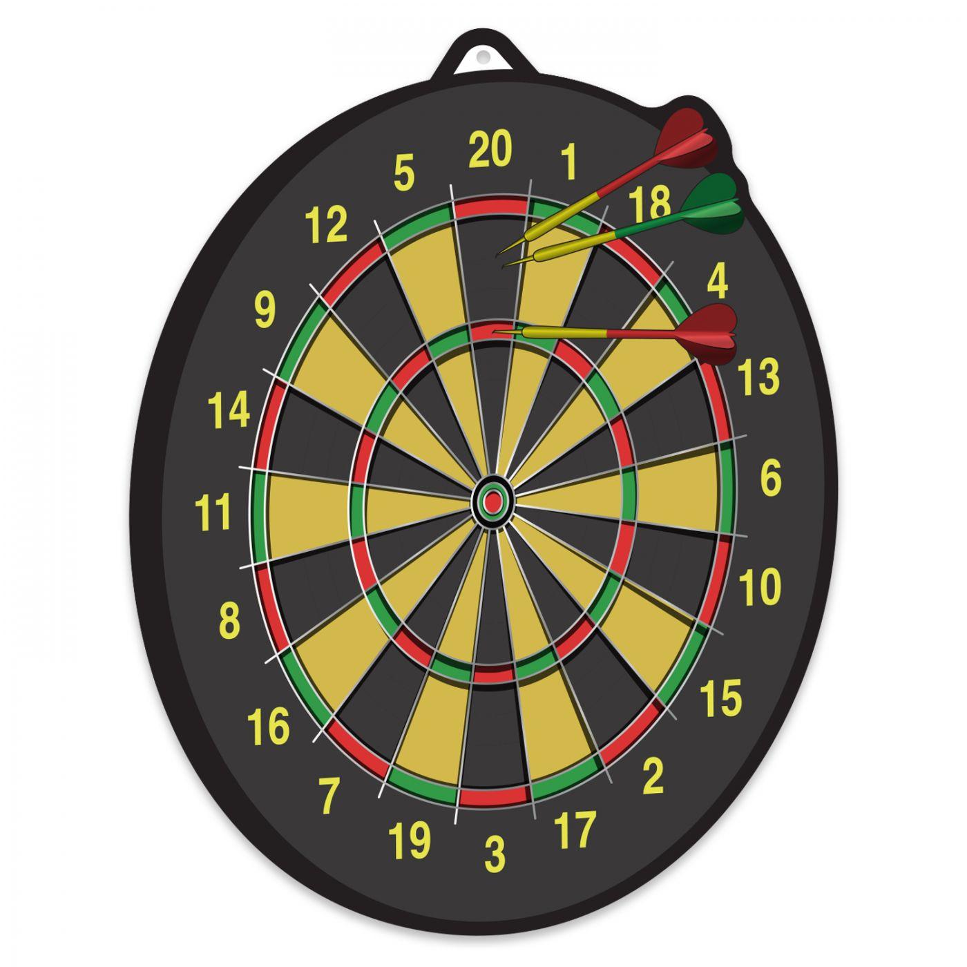 Dartboard Cutout image
