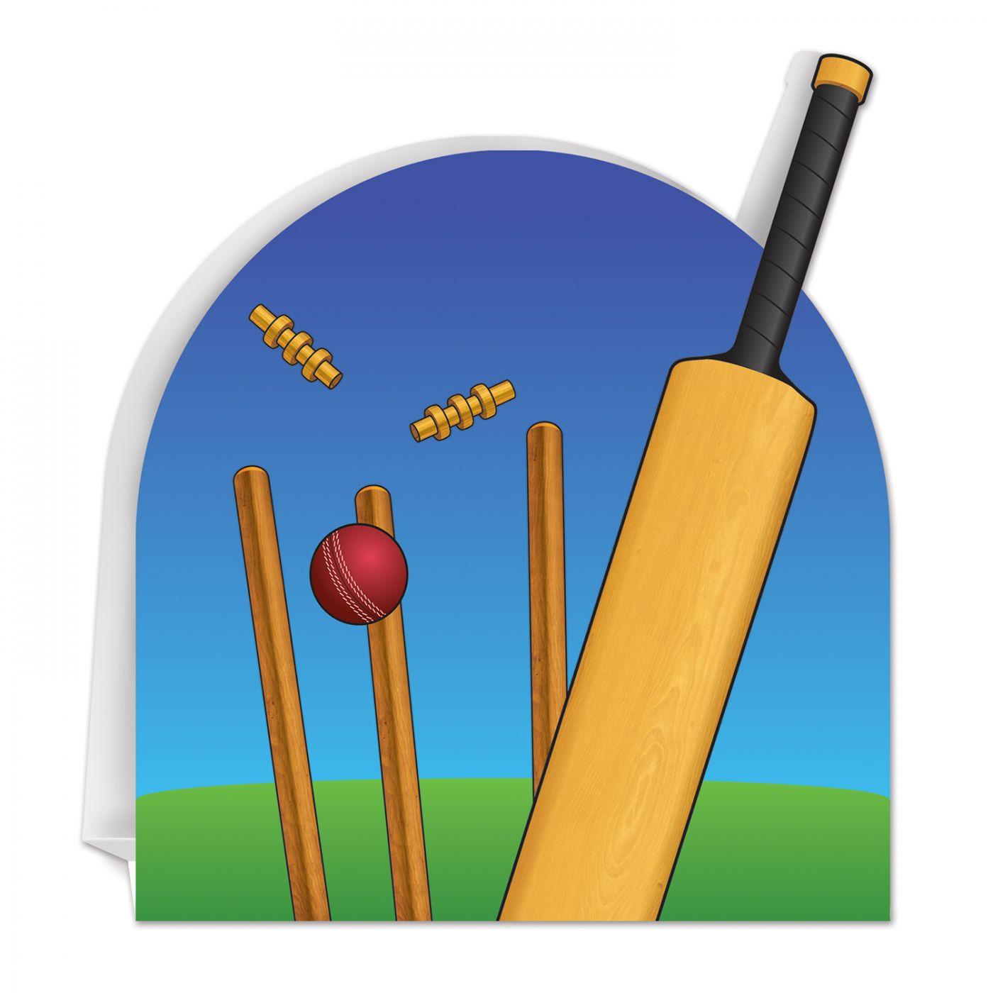 Cricket 3D Centerpiece image