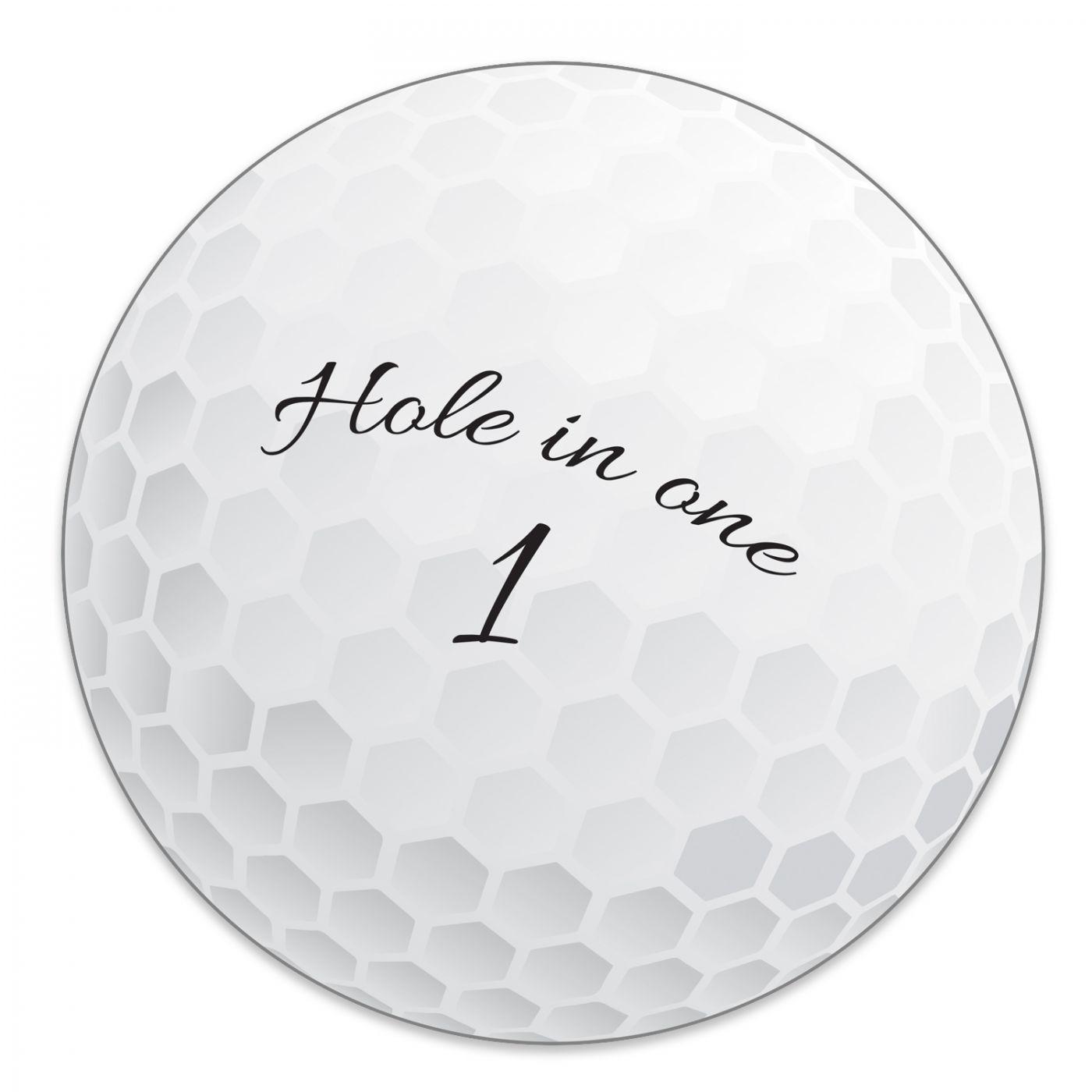 Golf Ball Cutout image