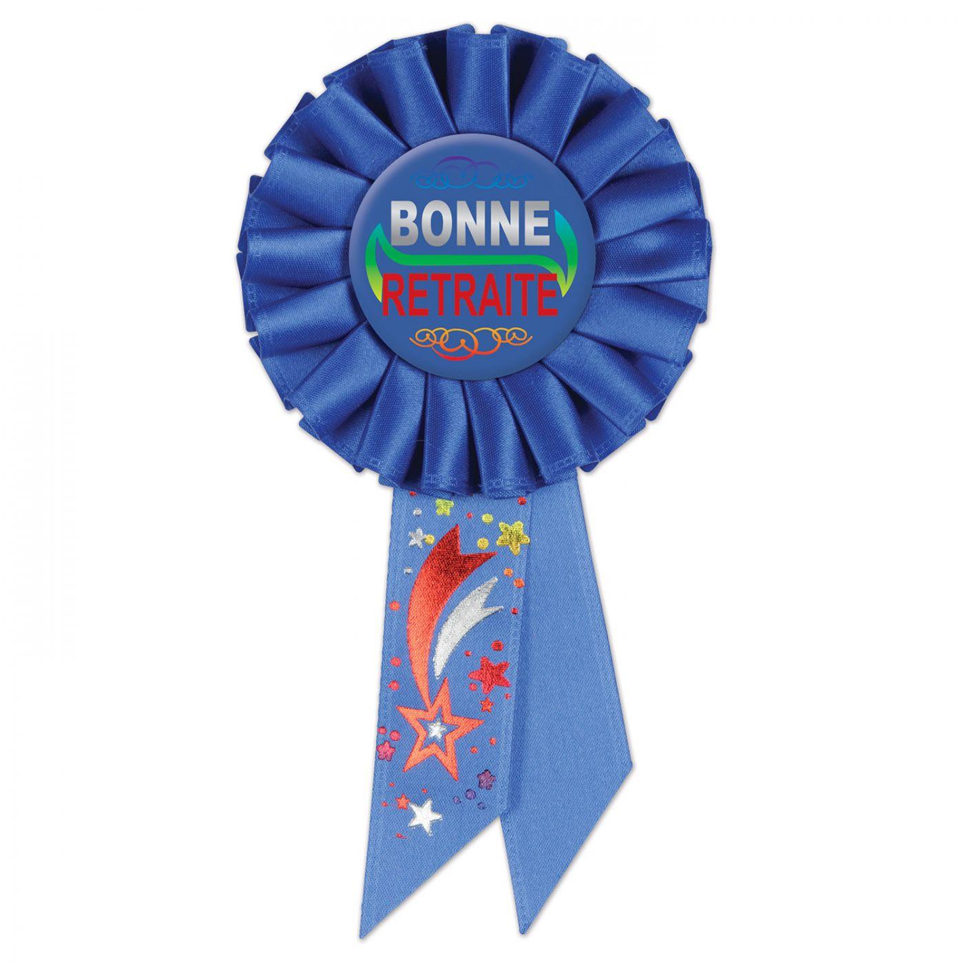 Image of Bonne Retraite (Happy Retirement)Rosette (6)