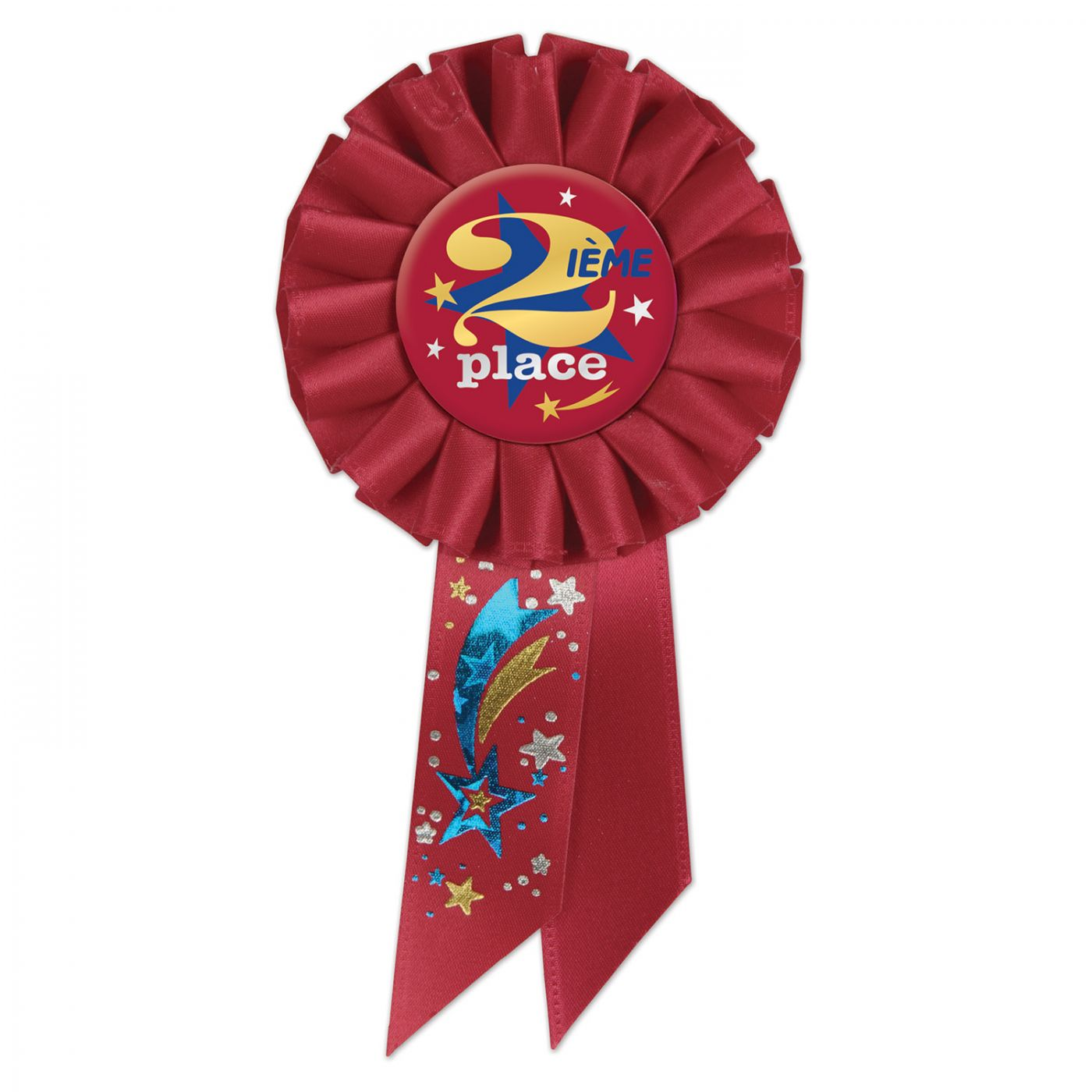 Image of 2ieme Place (2nd Place) Rosette (6)