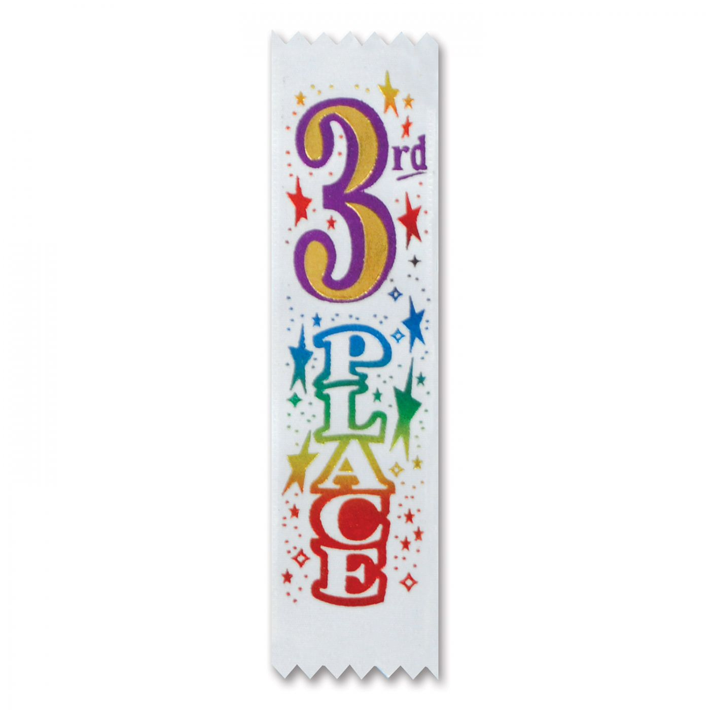Image of 3rd Place Value Pack Ribbons (3)