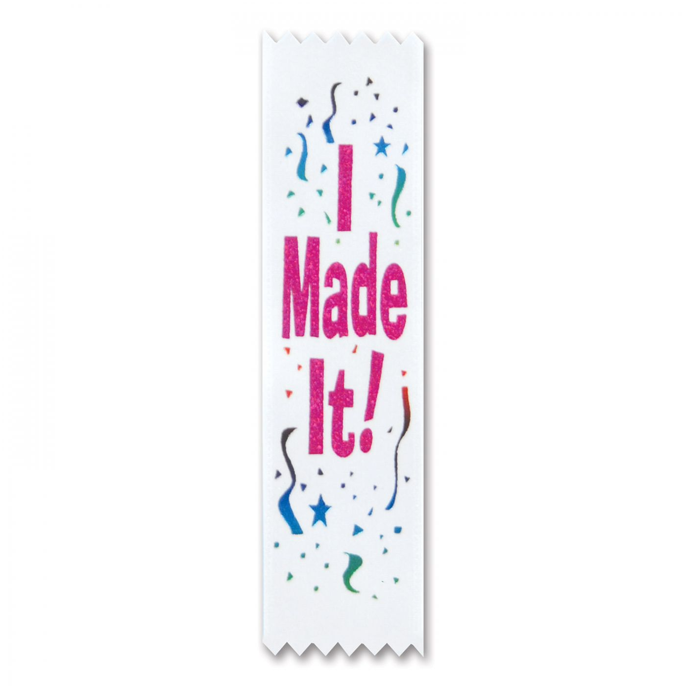 I Made It! Value Pack Ribbons (3) image