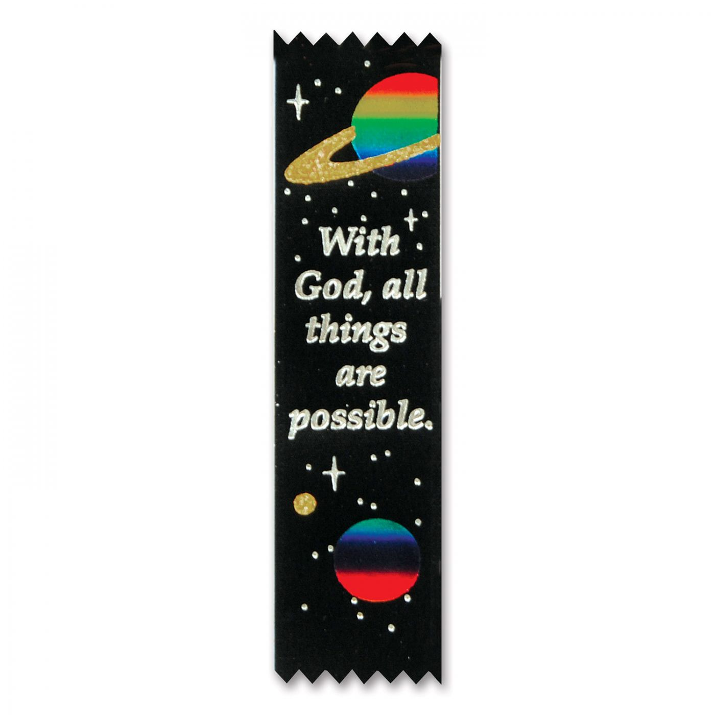 With God Things Possible Value Pack Rbns (3) image
