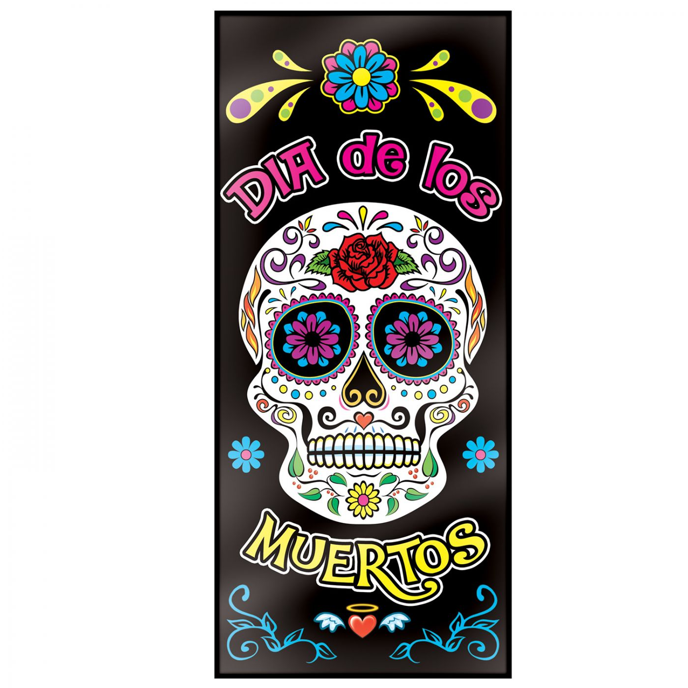 Day Of The Dead Cello Bags image