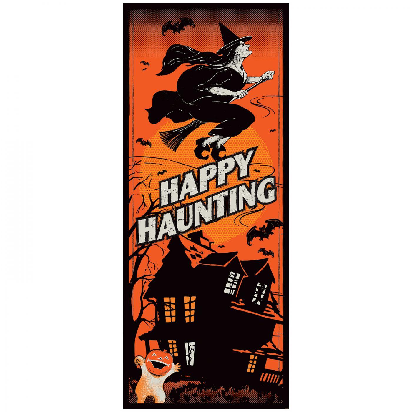 Vintage Halloween Door Cover image