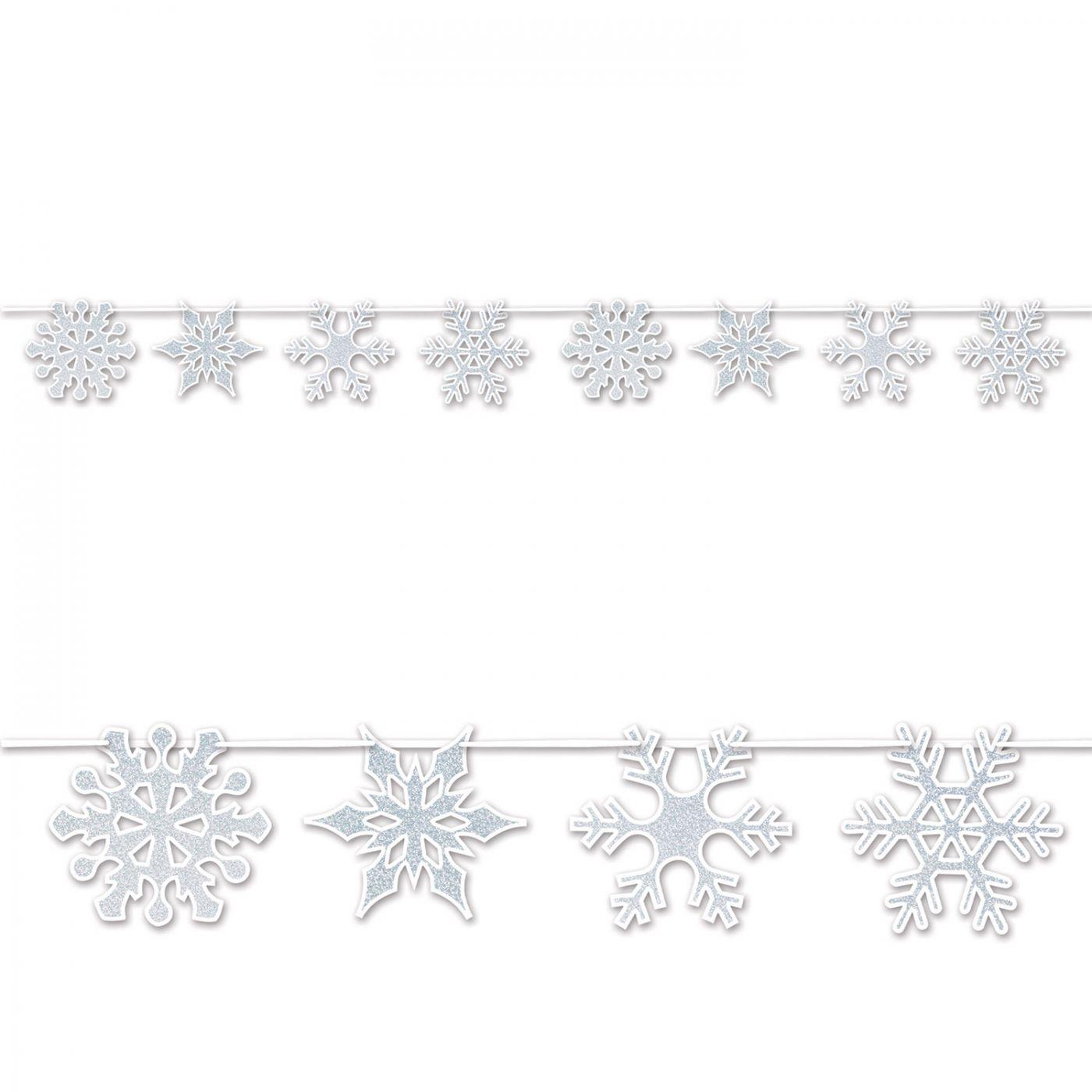 Snowflake Streamer image