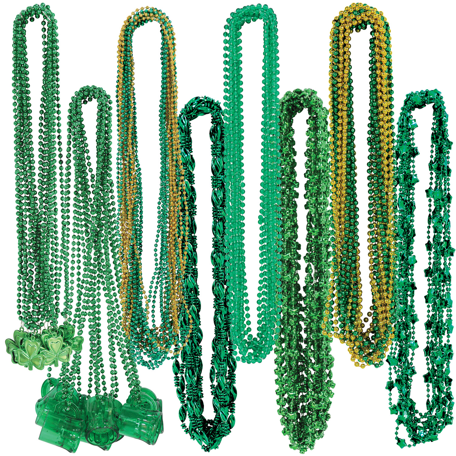 ST PATRICK'S BEAD ASSORTMENT (1) image