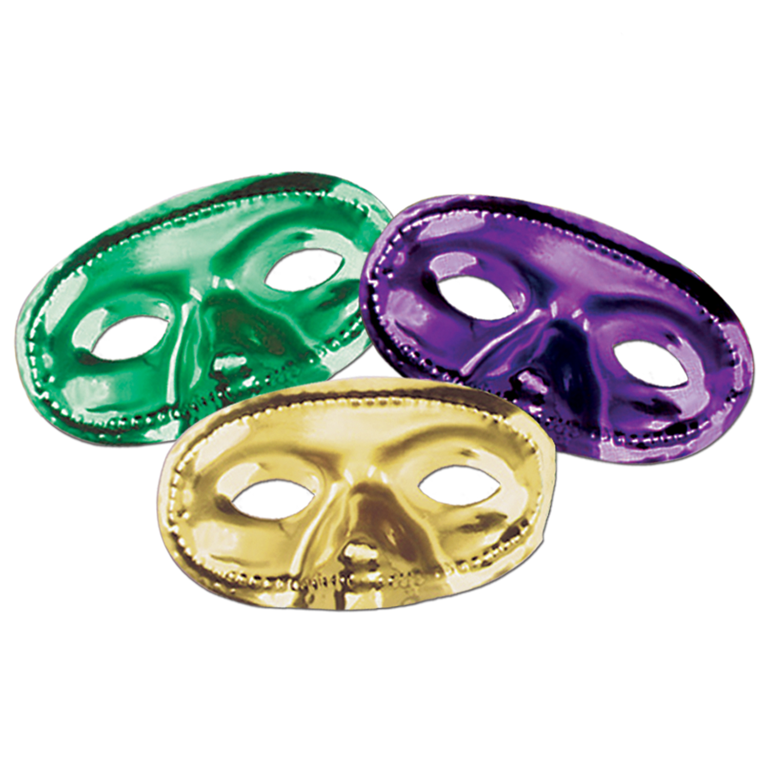 METALLIC HALF MASKS (24) image