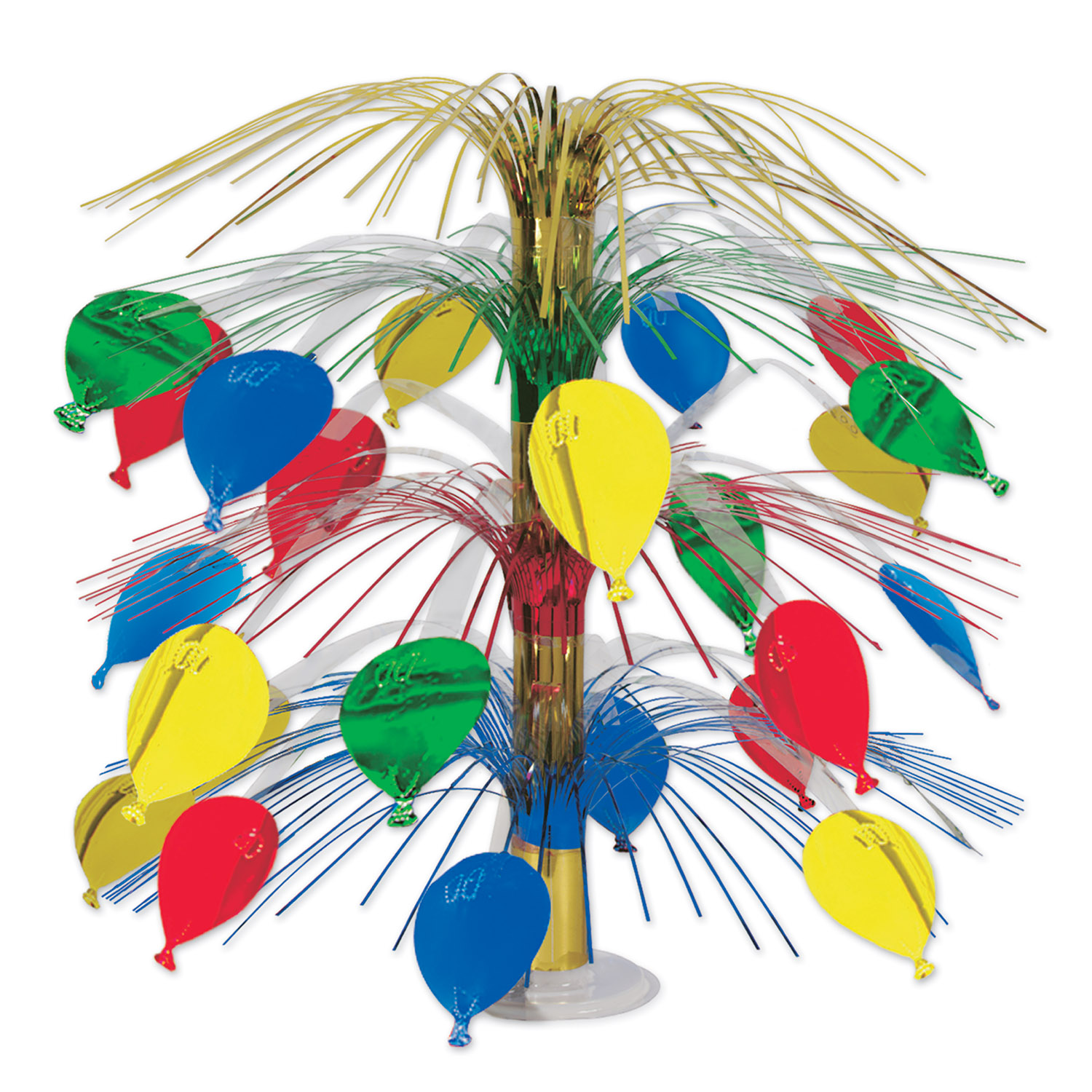 Image of BALLOON CASCADE CENTERPIECE (6)
