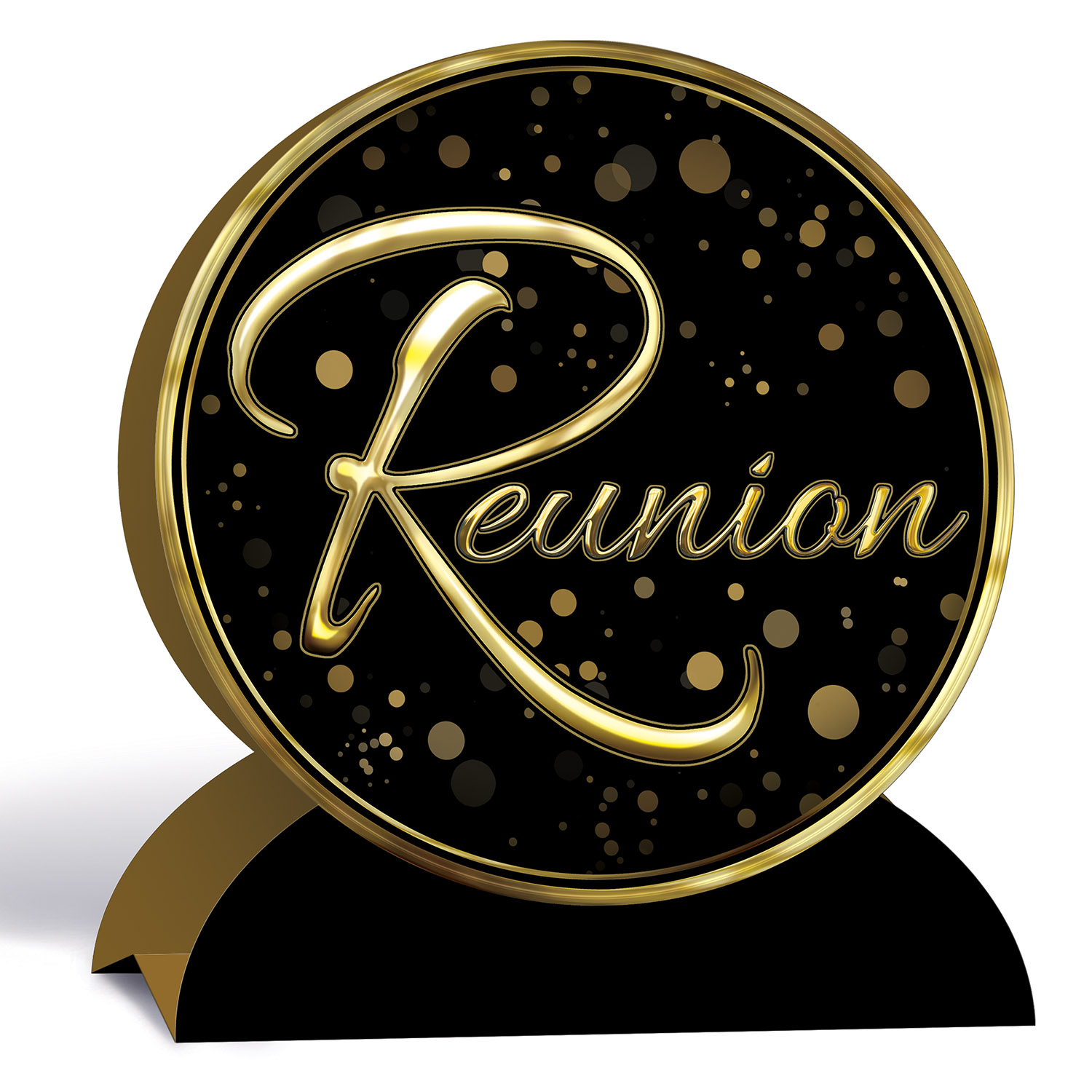 Image of 3-D REUNION CENTERPIECE (12)