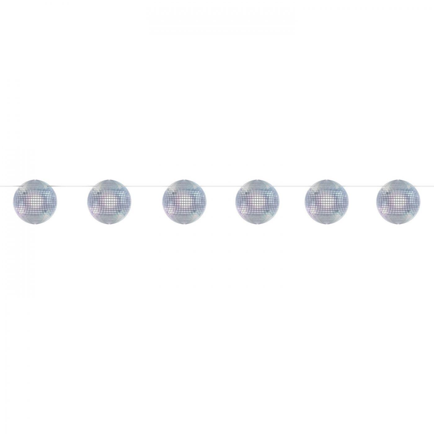 Disco Ball Streamer image