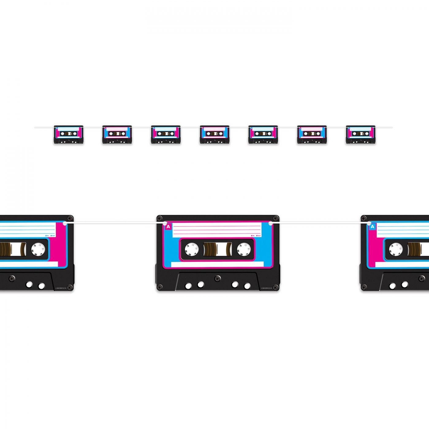 Cassette Tape Streamer image