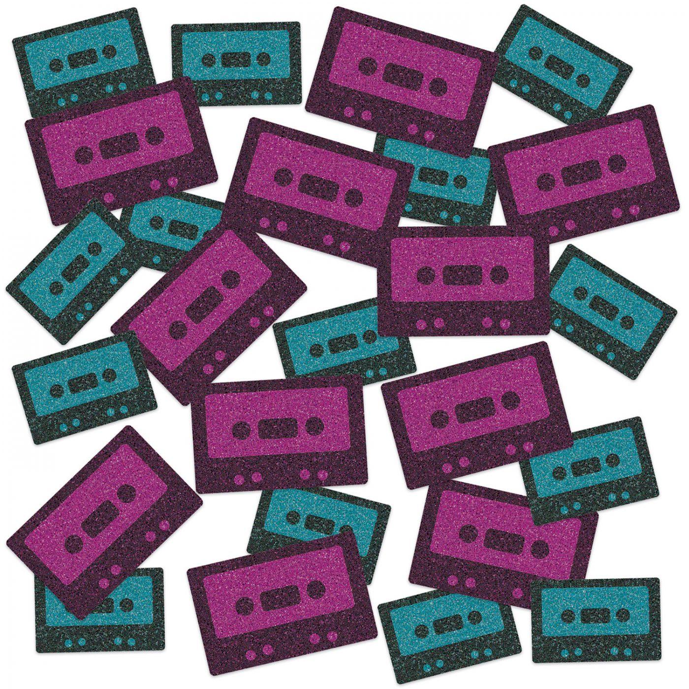 Cassette Tape Deluxe Sparkle Confetti image