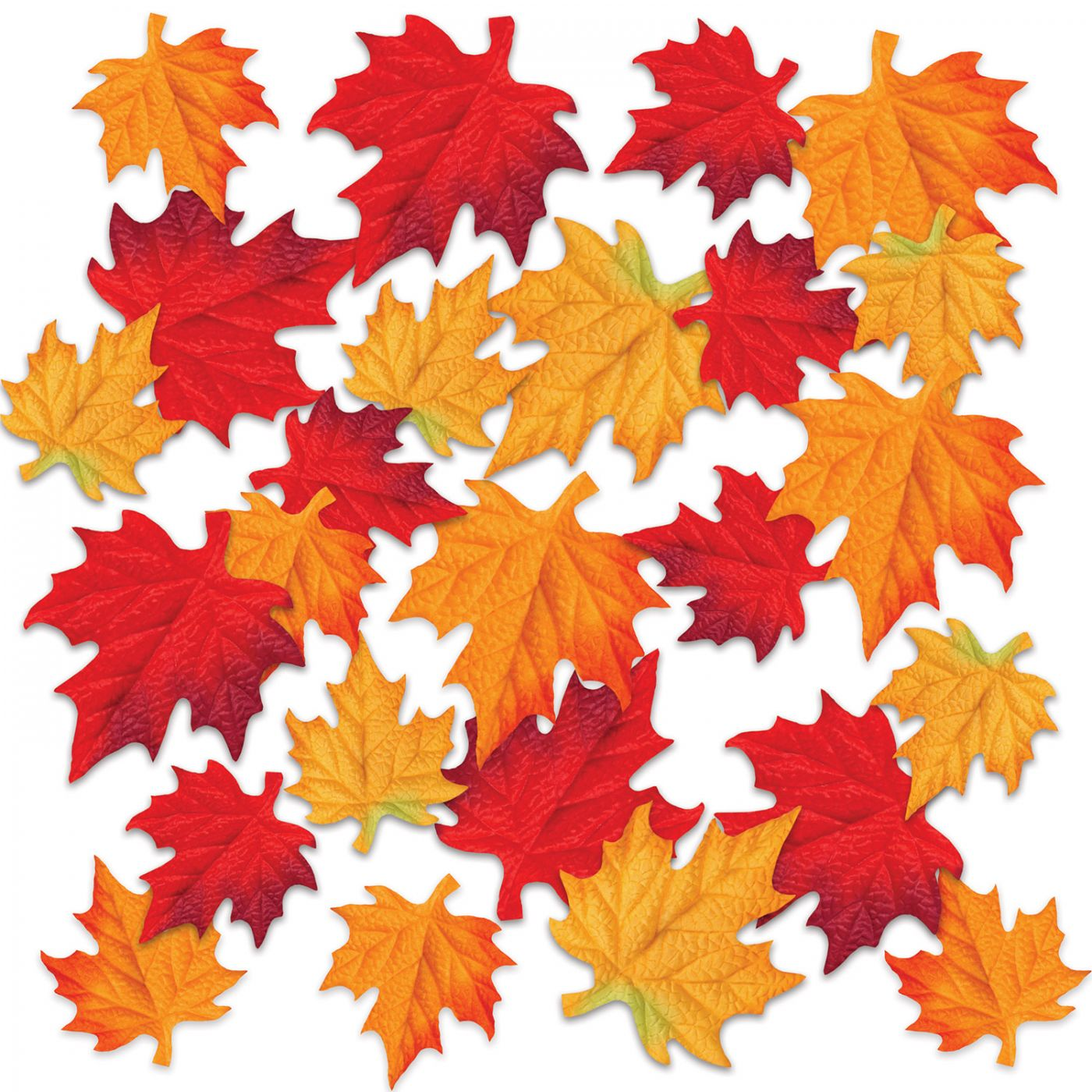 Deluxe Fabric Autumn Leaves image